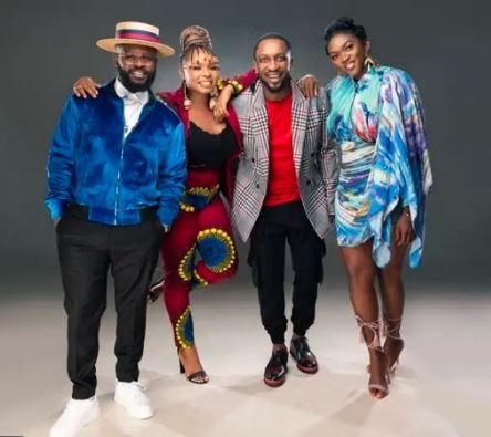 BREAKING! Esther Benyeogo Wins First Bank Sponsored The Voice Nigeria Season 3